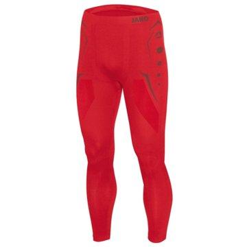 Jako Lange Unterhosen rot