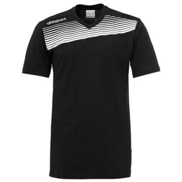 Uhlsport T-Shirts schwarz