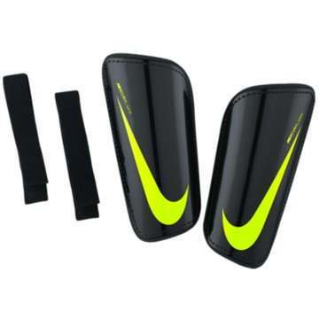 Nike SchienbeinschonerMercurial Hard Shell Slip-In gelb
