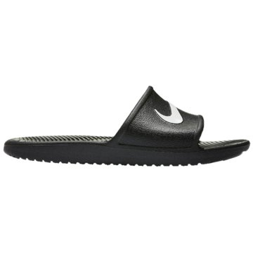 Nike BadelatscheKawa Shower schwarz