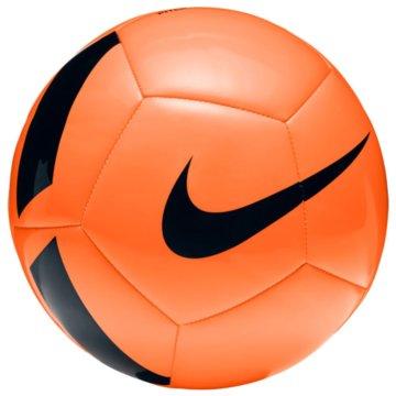 Nike Bälle orange