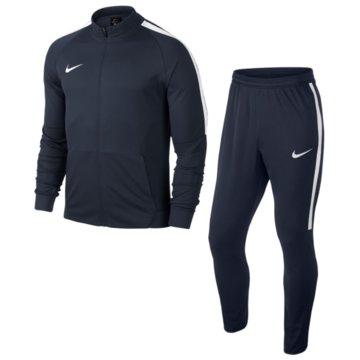 Nike Trainingsanzüge schwarz