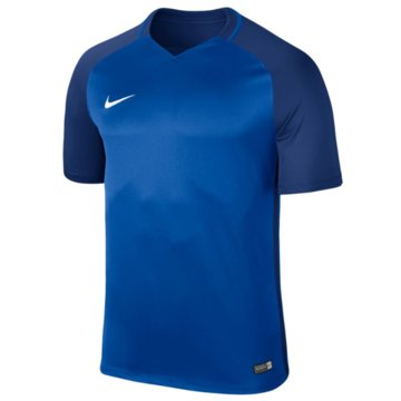 Nike FußballtrikotsKIDS' NIKE DRY TEAM TROPHY III FOOT - 881484 blau