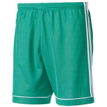 adidas FußballshortsSQUADRA 17 SHORTS - BJ9231 grün