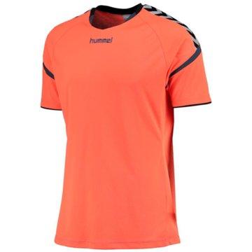 Hummel Fußballtrikots orange