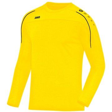 Jako SweatshirtsSWEAT CLASSICO - 8850K 3 gelb
