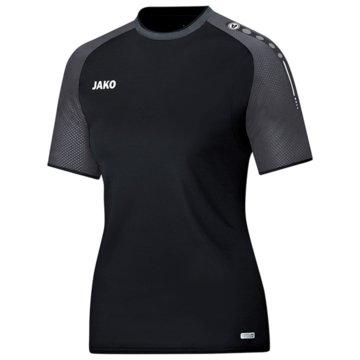 Jako T-ShirtsT-SHIRT CHAMP - 6117D 21 schwarz