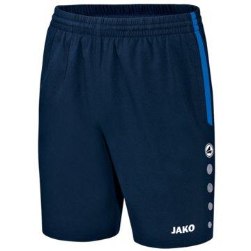 Jako Kurze SporthosenSHORT CHAMP - 6217K blau