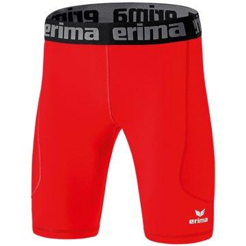 Erima BoxershortsELEMENTAL TIGHT KURZ - 2290704 rot