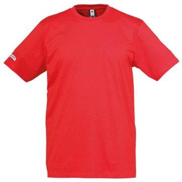 Uhlsport T-ShirtsTEAM T-SHIRT - 1002108K 6 rot