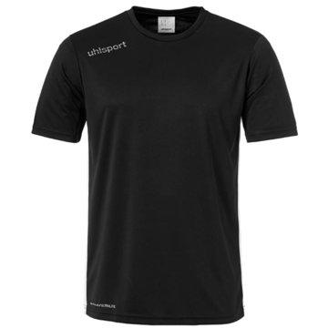 Uhlsport FußballtrikotsESSENTIAL TRIKOT KA - 1003341K schwarz