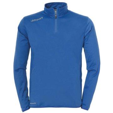 Uhlsport SweatshirtsESSENTIAL 1/4 ZIP TOP - 1005171K blau