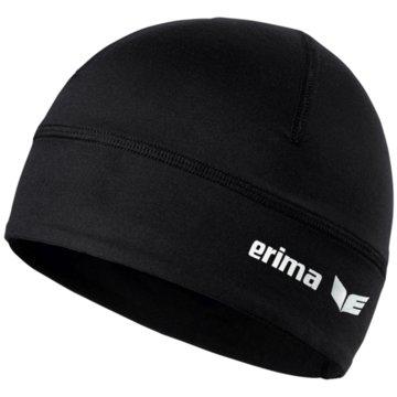 Erima StirnbänderPERFORMANCE BEANIE - 924600 schwarz