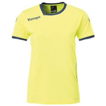 Kempa Handballtrikots gelb