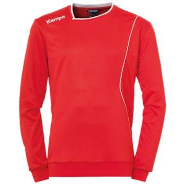 Kempa SweaterCURVE TRAINING TOP - 2005088 rot
