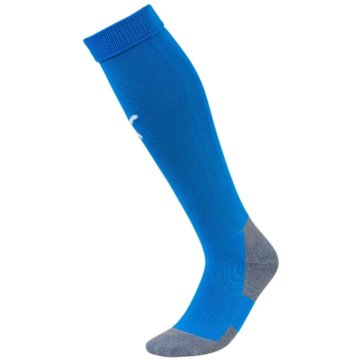 Puma KniestrümpfeTEAM LIGA SOCKS CORE - 703441 blau
