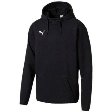 Puma SweaterLIGA Casuals Hoody schwarz