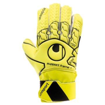 Uhlsport Torwarthandschuhe gelb