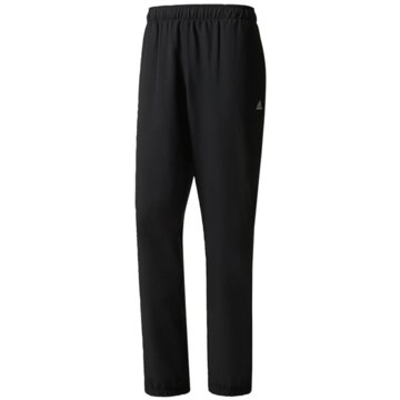 adidas Lange HosenE PLN RE STNFRD - DY3281 schwarz