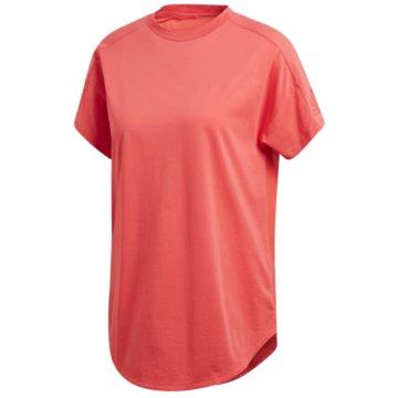 adidas T-Shirts rot