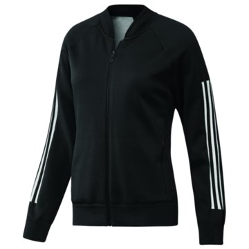 adidas Trainingsjacken schwarz