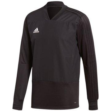adidas SweaterCON18 TR TOP - CG0380 schwarz