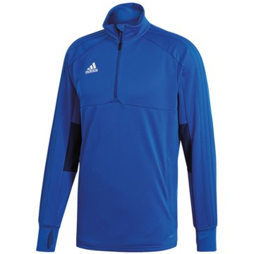 adidas SweaterCON18 TR TOP2 - CG0397 blau