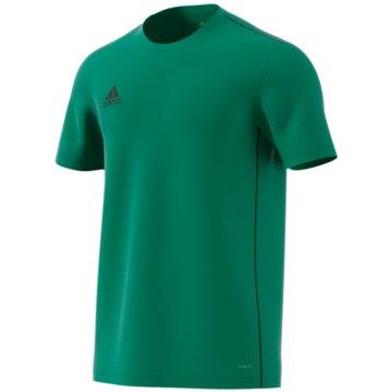 adidas FußballtrikotsCORE18 JSY - CV3454 grün