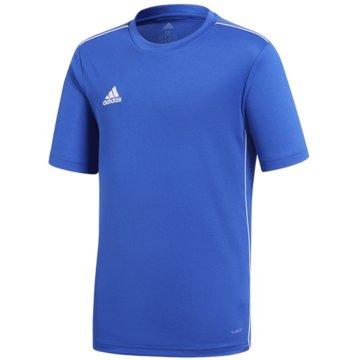 adidas FußballtrikotsCORE 18 TRAININGSTRIKOT - CV3495 blau