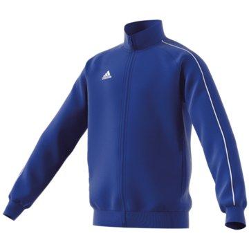 adidas TrainingsjackenCORE18 PES JKTY - CV3578 blau