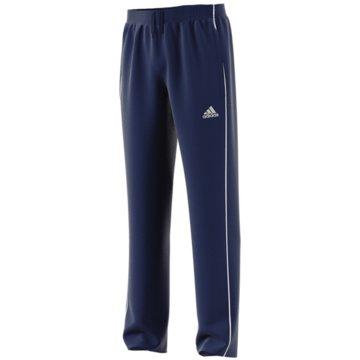 adidas TrainingshosenCORE18 PRE PNTY - CV3691 blau