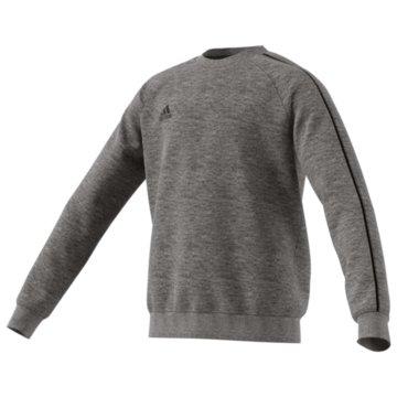 adidas SweatshirtsCORE18 SW TOP Y - CV3969 grau