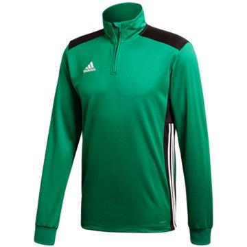 adidas SweatshirtsREGI18 TR TOP Y - DJ1842 grün