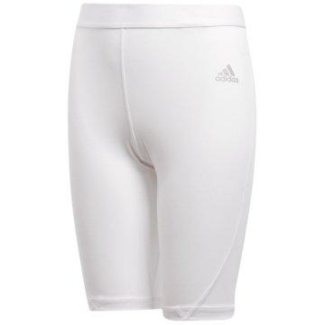 adidas TightsASK SHO TIGHT Y - CW7351 weiß