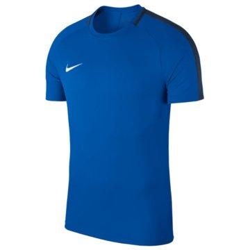 Nike FußballtrikotsKIDS' DRY ACADEMY 18 FOOTBALL TOP - 893750-463 blau