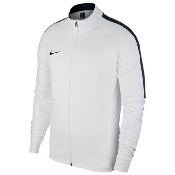 Nike TrainingsjackenKIDS' DRY ACADEMY18 FOOTBALL JACKET - 893751-100 weiß