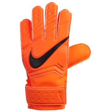 Nike Torwarthandschuhe orange