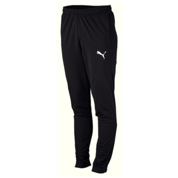 Puma TrainingshosenLIGA Sideline Poly Pant Co schwarz