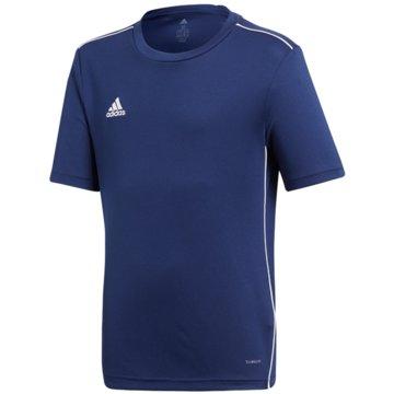 adidas FußballtrikotsCORE18 JSY Y - CV3494 blau