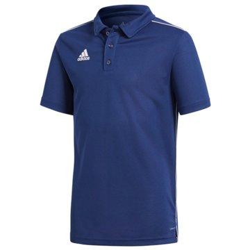 adidas PoloshirtsCORE18 POLO Y - CV3680 blau