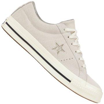 Converse Sneaker LowOne Star Suede Sneaker beige
