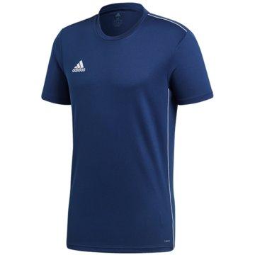 adidas FußballtrikotsCORE 18 TRAININGSTRIKOT - CV3450 blau