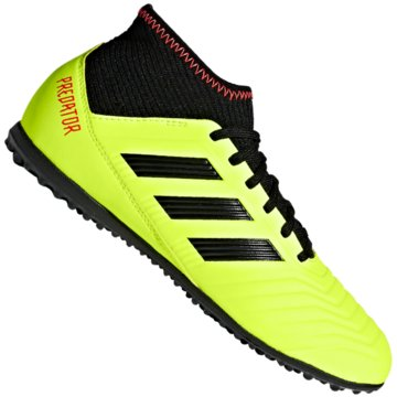 adidas Multinocken-Sohle gelb