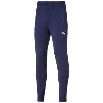 Puma Lange Hosen blau