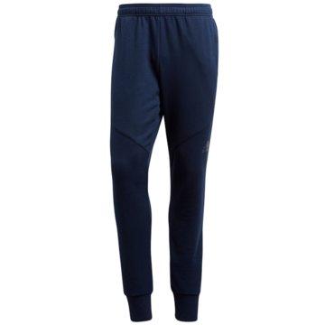 adidas Lange Hosen blau