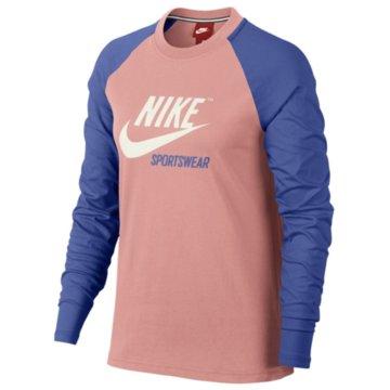 Nike T-Shirts rosa