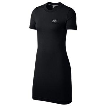 Nike Kleider schwarz