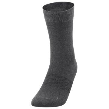 Jako Hohe Socken grau