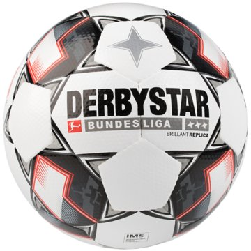 Derby Star BälleBundesliga Brillant Replica weiß
