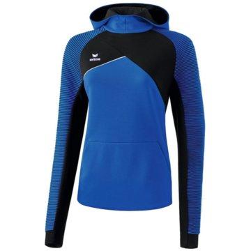Erima SweaterPREMIUM ONE 2.0 KAPUZENSWEAT - 1071817 blau